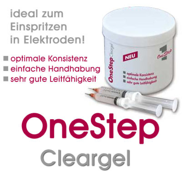 OneStep Cleargel