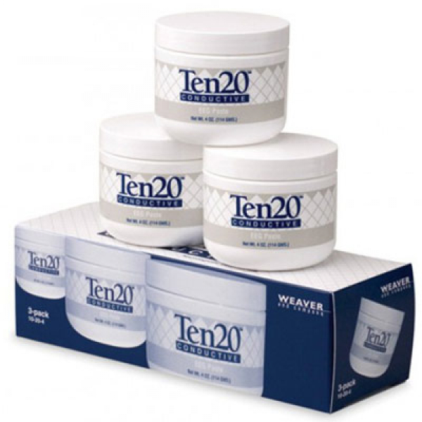 Ten20 - Cunductive Paste - Can - Set of 3 (3 x 114g)