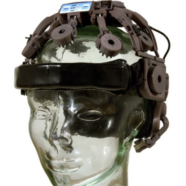 Freedom 24D Wireless EEG Headset and BrainAvatar Acquisition Software