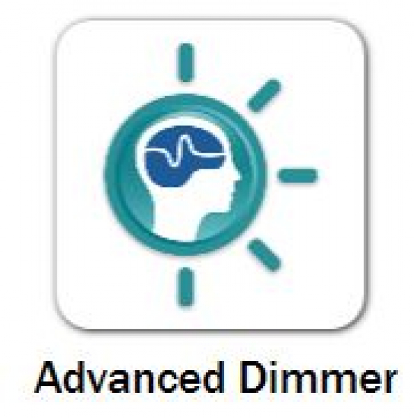 Advanced Dimmer Multi Media Player Neurofeedback-App