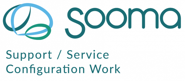 Sooma Service / Configuration Work (0,5 h)