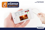 eSense Temperature for smartphones!